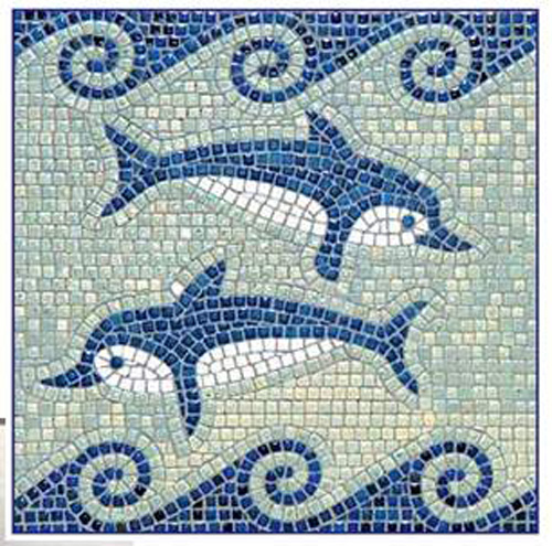 Mosaicos fontelblog for El mural de mosaicos
